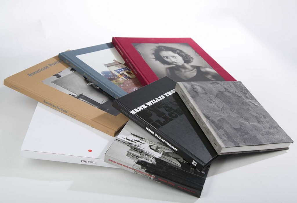 Photobook Lot, curated by Andy Adams