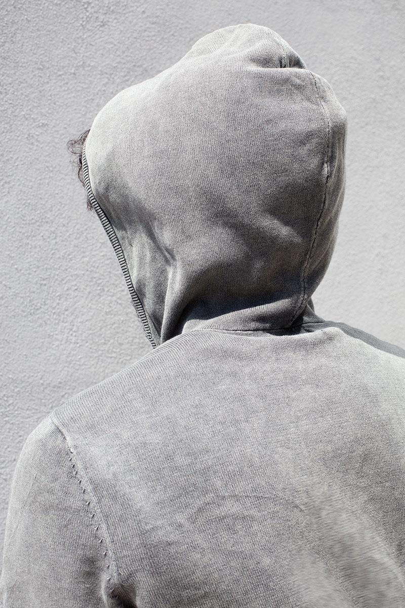 Untitled (Hood 5), 2016