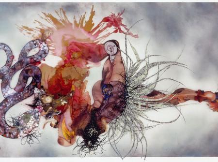 Wangechi Mutu, Non je ne regrette rien, 2007