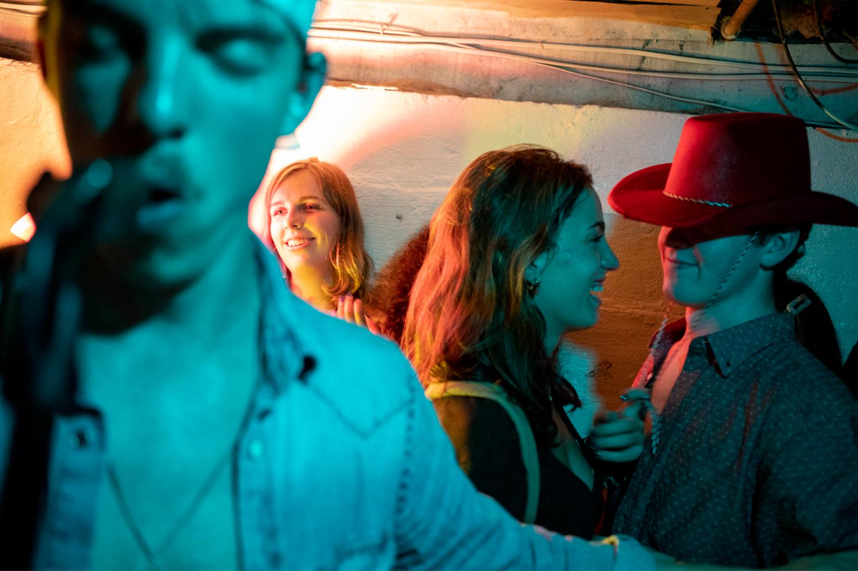 Underground House Show, Syracuse NY
