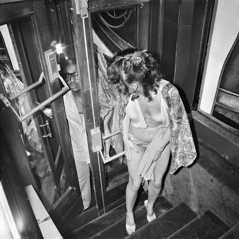 Opening The Mirrored Door on Opening Night