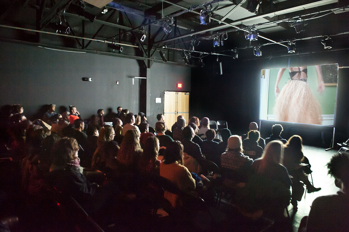 BRI II Screening at Community Folk Art Center