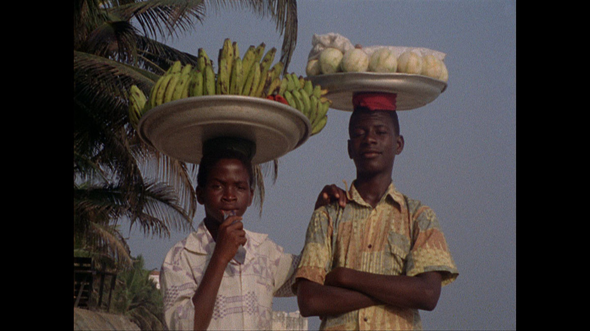 Still from American Hunger by Ephraim Asili